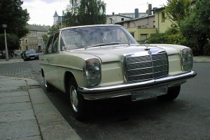 MB W115 220 D